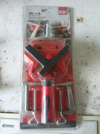 90 degree angle clamp