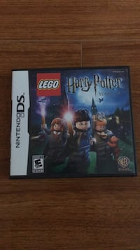 Nintendo DS: Harry Potter Years 1-4 Rockville, 20852