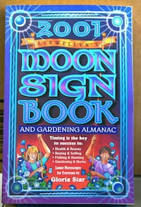 2001 Moon Sign Book Hyattsville, 20781