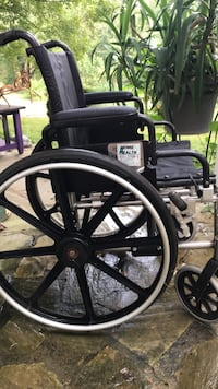 Excel 4K wheelchair Delaplane, 20144