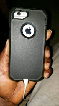 black and gray iPhone case Silver Spring, 20902