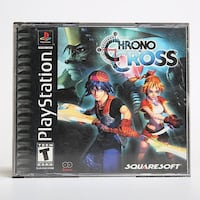 Chrono Cross PS1 Like New  Toronto, M5J 2X1