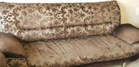 brown and beige floral sofa Mumbai