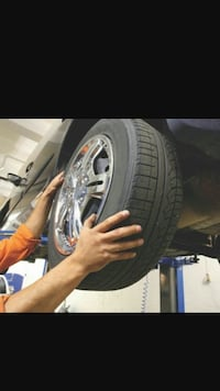 Tire installation and balancing  Kitchener, N2C