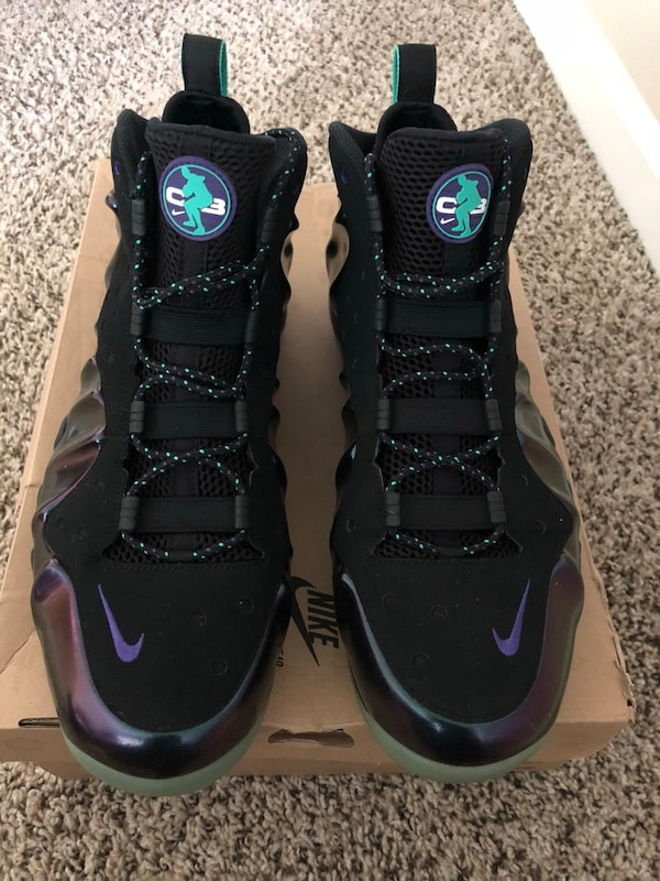10db00c84ca Used Nike Barkley Foamposite for sale in Atlanta - letgo
