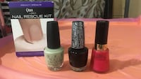 Nail polish and nail rescue kit  Saskatoon, S7H 3X4