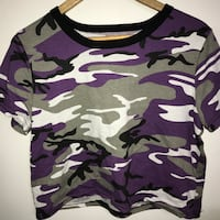 Rothco purple camo top  Vancouver, V5N 2C5