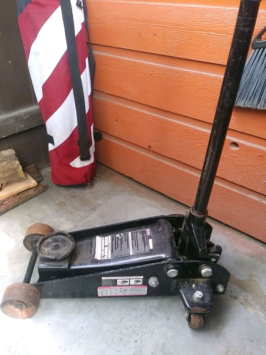 Photo Craftsman 3 ton jack