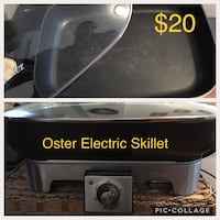 Oster Electric Skillet Buffalo, 14221
