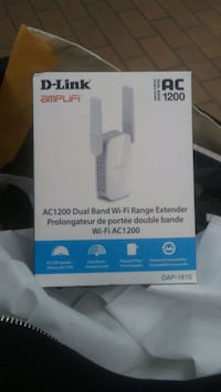AC1200 duel band wii fii booster Edmonton, T5A 4K4