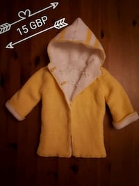 Children hooded cardigan Edinburgh, EH11 2DU
