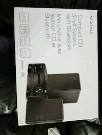 Insignia audion sound system Mississauga, L5A 2G4