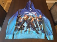 Fortnite hoodie Canyon Country, 91387