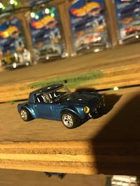 blue die-cast convertible toy coupe Chambersburg, 17201