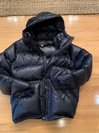 Dark Navy J.Crew Down Filled Puffer Jacket Richmond Hill, L4E 4B8