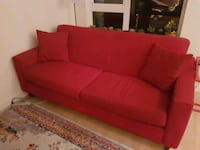Condo sized Red Couch*pending pick up* Vancouver, V5N 2K4