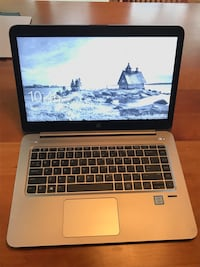 black and gray HP laptop Cumberland Foreside, 04110