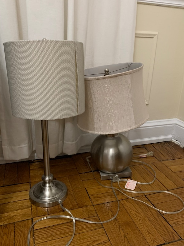 2 lamps for 15