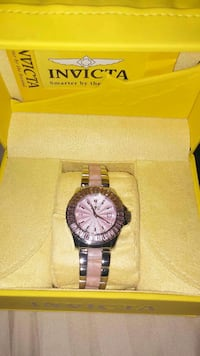 Brand new ladies invicta watch