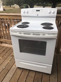 Stove - Electric Coil Top