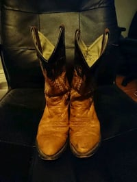 Old West Cowboy Boots.  London