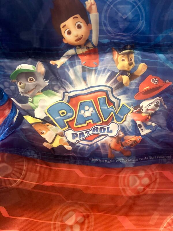 Used Paw Patrol Kids Camping Chair For Sale In