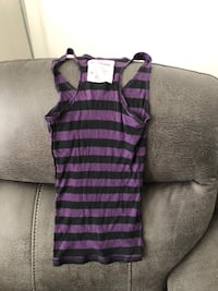 Black and purple tank top Euless, 76039