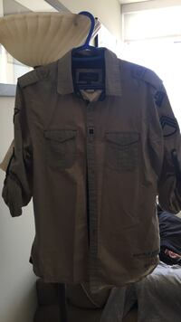 Buffalo army style button up  Calgary, T2G