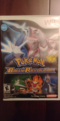 Pokemon Battle Revolution for Wii
