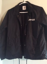 black The North Face zip-up jacket Calgary, T3B 0V4