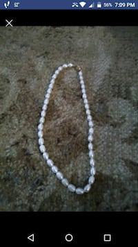 Faux Pearl Necklace Shippensburg, 17257
