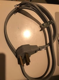 3 prong dryer cord, unused Chester Springs, 19425