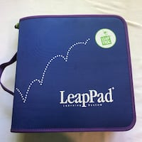 Leap Pad plus 8 games and Books Simpsonville, 29680