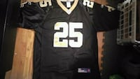 "NFL Authentic ""Reggie Bush"" The New Orleans Saints Philadelphia, 19111"