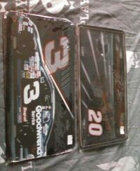 Goodwrench licence plate $3 each