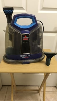 Bissell proheat carpet spotcleaner