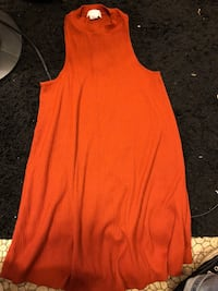 Orange Women's Dress Wheat Ridge, 80033