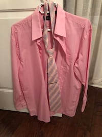 Shirts with tie size 15 / half Montreal, H1J 1G2
