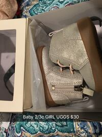 Baby girl Uggs Los Angeles, 90061