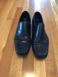 Perry Ellis black shoes/ soulier en cuir  Homme Montréal, H1S 2R3