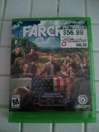 Xbox one farcry 5 Bakersfield, 93305