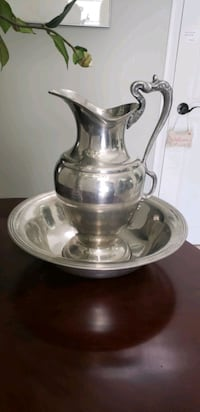 Pewter Antique Collectible