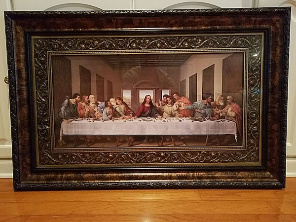 Used Hobby Lobby Last Supper For Sale In Niceville Letgo