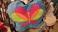 Butterfly pillow new condition Worthington, 43085