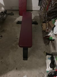 ICARIAN FLAT BENCH (USED)