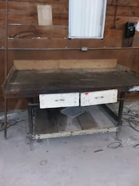Work Bench Sterling, 01564