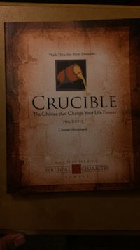 crucible course workbook Linthicum Heights, 21090