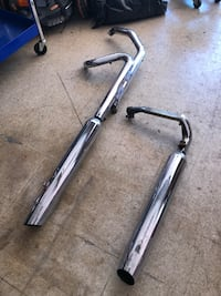 2011 factory OEM Exhaust  Hollywood, 33021