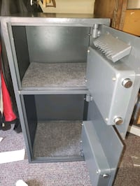 double locking safe