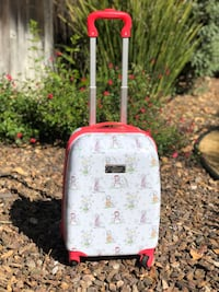 Disney Disney Animators' Collection Small Rolling Luggage from Disney